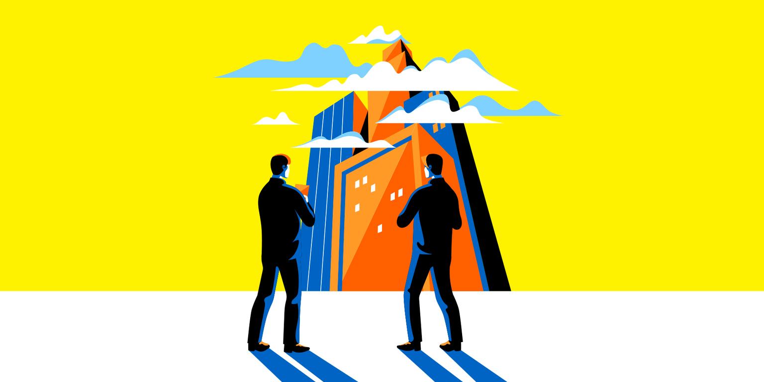 Компании, которые могут заработать на облачных вычислениях больше других
