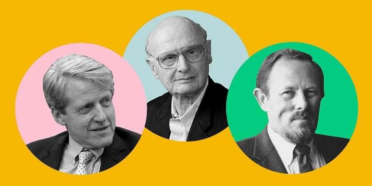 Как экономическая теория влияет на теорию инвестиций: Шиллер, Марковиц и Шарп — в помощь начинающему инвестору