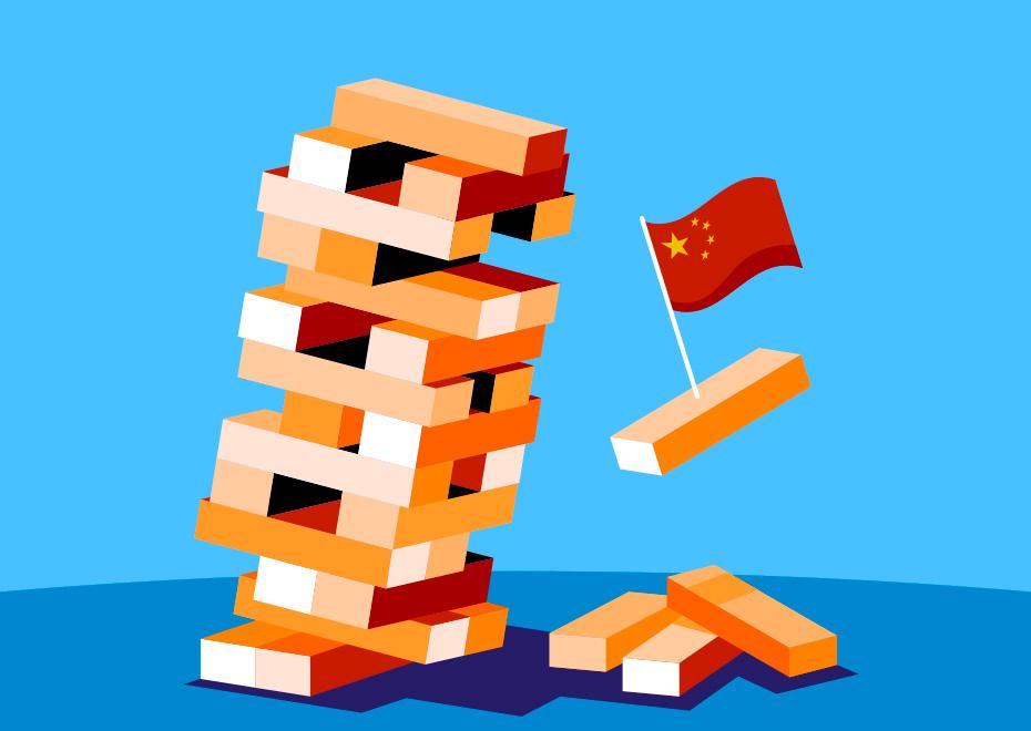 Падение Evergrande: приведут ли проблемы крупнейшего застройщика Китая к финансовому коллапсу